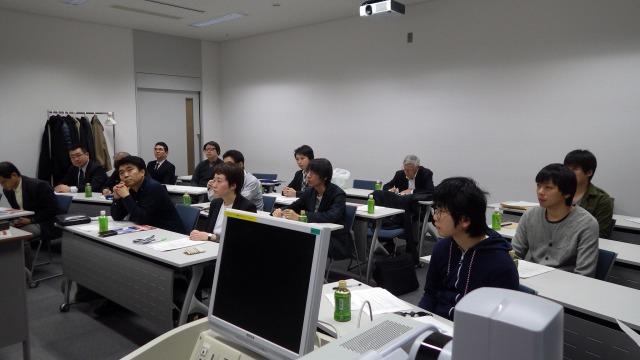 平成25年度 経営診断学会との共同発表会